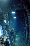 Carnatic Wreck. Egypt, Royalty Free Stock Photography