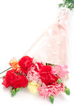 Carnation bouquet Royalty Free Stock Photo
