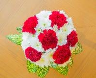 Carnation bouquet Stock Photo