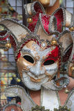 carnaval屏蔽 免版税库存照片