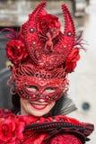Carnaval à Venise l'Italie Photographie stock