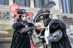 Carnaval à Venise l'Italie photos stock