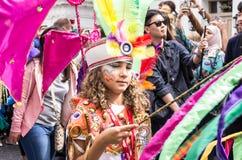 Carnaval 2008 de Notting Hill Images stock