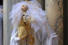 Carnaval 2008 de Venecia Imagen de archivo