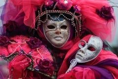 Carnaval 2008 de Venecia Imagen de archivo libre de regalías