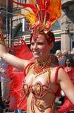 Carnaval 2009 de Copenhague Photos libres de droits