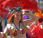 Carnaval 2009 de Copenhague Photographie stock