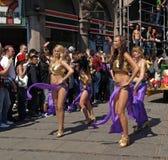 Carnaval 2009 de Copenhague Images stock