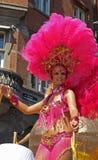 Carnaval 2009 de Copenhague Photos stock