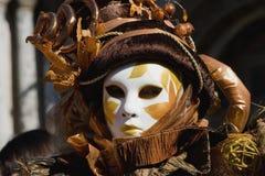 Carnaval 2009 de Veneza Imagens de Stock