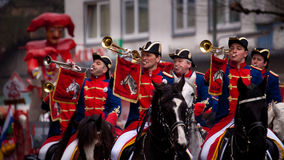 carnaval 2009 Francfort Photographie stock