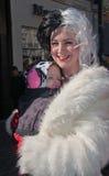 Carnaval 2011 in Breda (Nederland) Stock Foto's