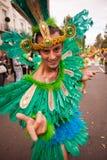 Carnaval 2011 de Notting Hill Photos stock