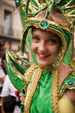 Carnaval 2011 de Notting Hill Image stock