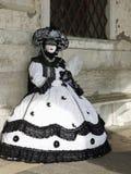 Carnaval 2011 de Venecia Fotografía de archivo