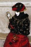 Carnaval 2011 de Venecia Foto de archivo