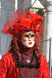 Carnaval 2011 de Venecia - máscara Imagenes de archivo