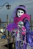 Carnaval 2011 de Veneza Fotografia de Stock Royalty Free