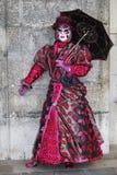 Carnaval 2011 de Veneza Foto de Stock Royalty Free