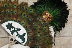 Carnaval 2011 de Venise photo stock