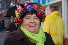 Carnaval 2011 em Breda (Países Baixos) Fotos de Stock