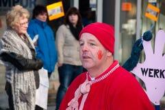 Carnaval 2011 en Breda (Países Bajos) Imagen de archivo