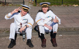 Carnaval 2011 en Breda (Países Bajos) Fotos de archivo libres de regalías
