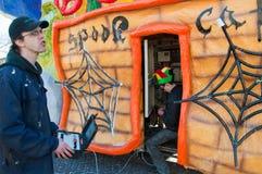 Carnaval 2011 en Breda (Países Bajos) Imágenes de archivo libres de regalías