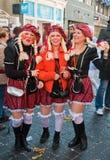 Carnaval 2011 en Breda (Países Bajos) Foto de archivo libre de regalías