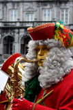 Carnaval 2012 à Maastricht Photos stock
