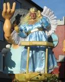 Carnaval 2012 de Aalst Foto de Stock
