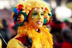 Carnaval 2012 em Maastricht foto de stock