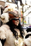 Carnaval 2012 em Maastricht foto de stock royalty free