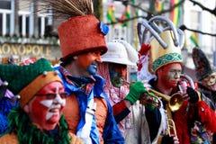 Carnaval 2012 em Maastricht imagens de stock