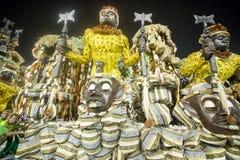 Carnaval 2014 Stockbilder