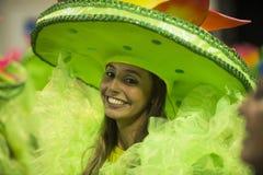 Carnaval 2014 Stockfoto