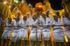Carnaval 2014 stock afbeelding