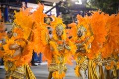Carnaval 2014 Arkivfoto