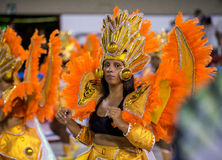 Carnaval 2014 Arkivbild