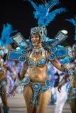 Carnaval 2014 Royaltyfri Fotografi