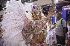 Carnaval 2014 Royaltyfria Foton