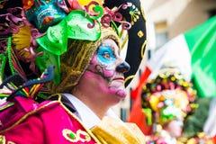 Carnaval Arkivfoto