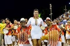 Carnaval 2015 Foto de archivo libre de regalías