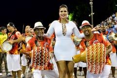 Carnaval 2015 Imagen de archivo