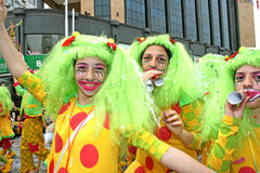 Carnaval Stock Foto's
