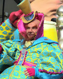 Carnaval 2014, Aalst Images libres de droits