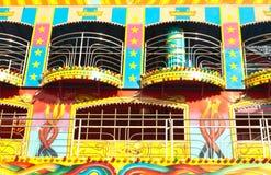 Carnaval-aantrekkelijkheid Stock Afbeeldingen