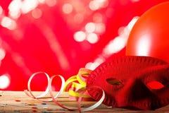 Carnaval-Achtergrond Royalty-vrije Stock Afbeeldingen