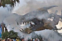 Carnaval agradable Foto de archivo libre de regalías