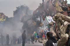 Carnaval agradable Fotografía de archivo